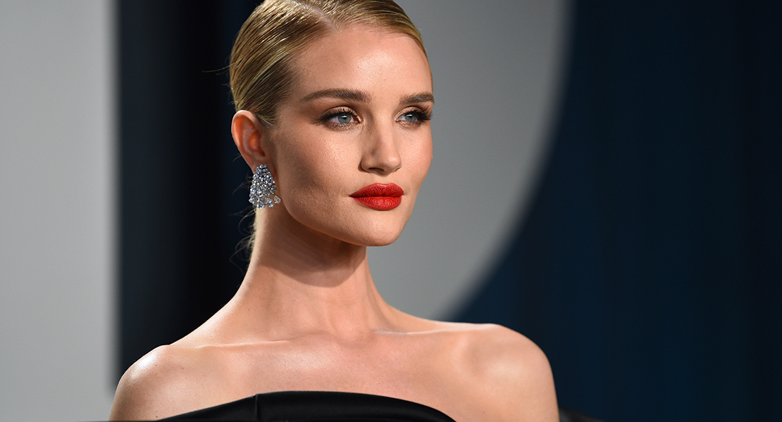 Rosie Huntington pintalabios favoritos