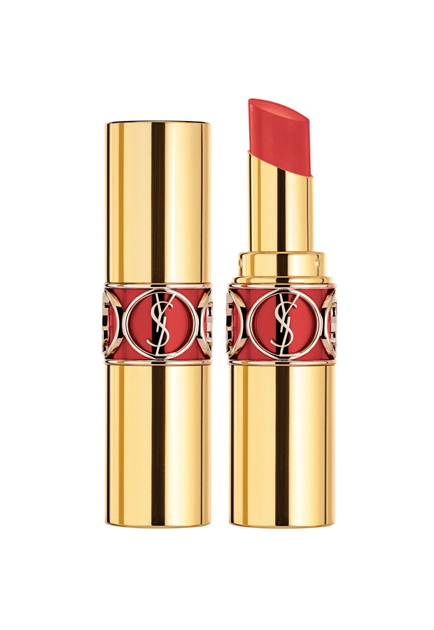 Barra de labios Rouge Volupté Shine Yves Saint Laurent Pintalabios favoritos