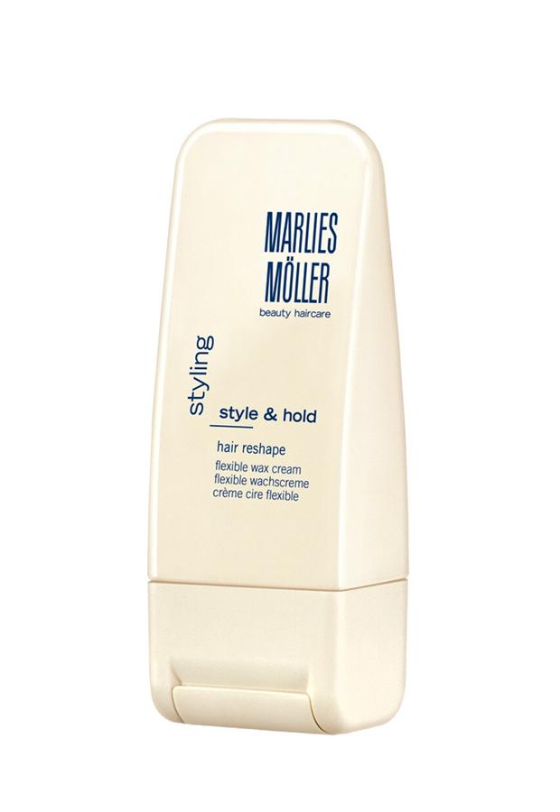 Cera flexible crema para cabello Styling-Hair Reshape Marlies Möller ondas surferas