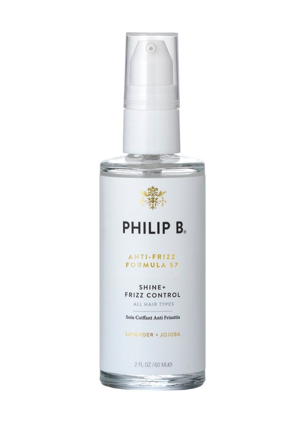 Suero Antiencrespamiento Philip B productos anti frizz