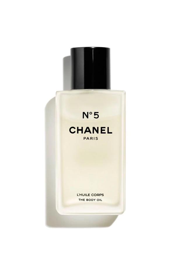 Aceite para el cuerpo de Chanel aceites corporales hidratantes