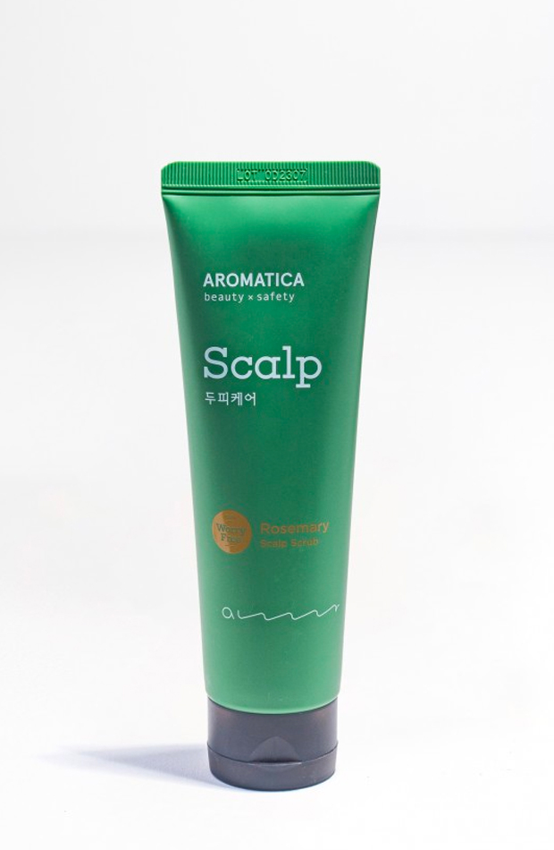 exfoliante aromatica para el pelo