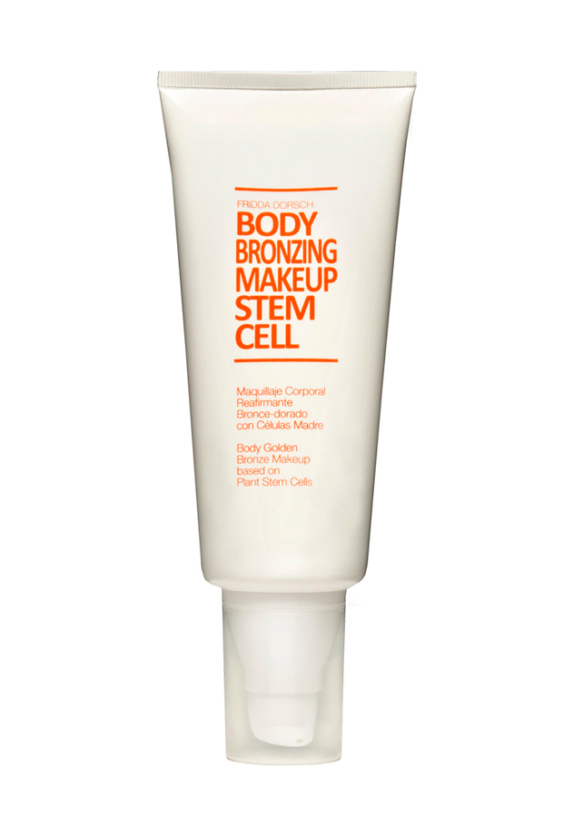 Body Firming Bronzing Make Up Fridda Dorsch piernas bonitas