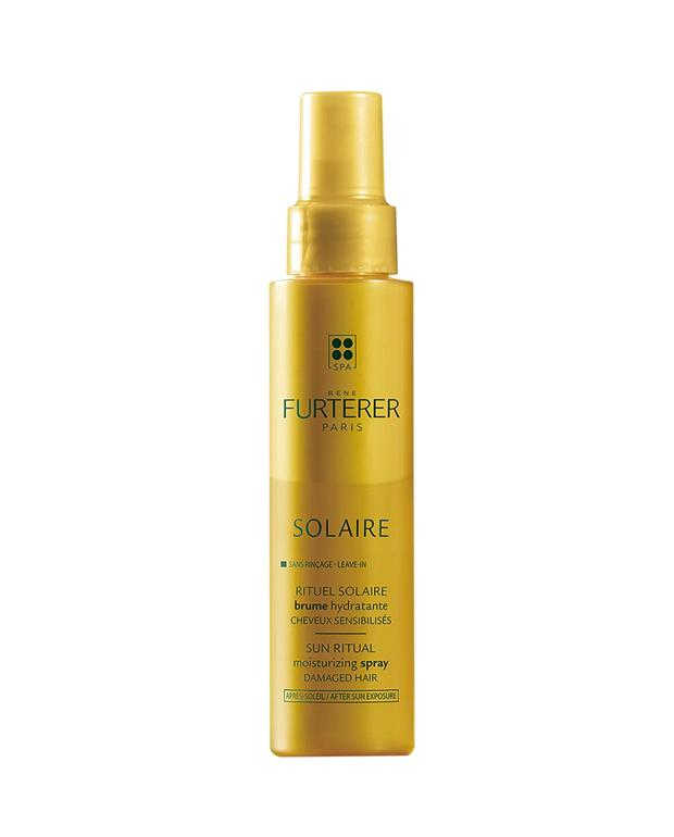Bruma hidratante después del sol René Furterer cuidados para el pelo teñido