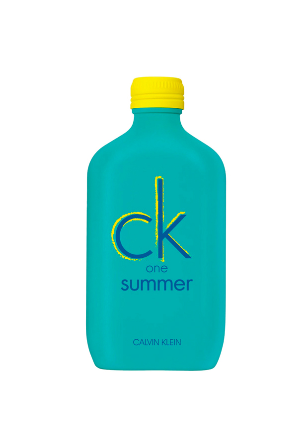Eau de Toilette CK One Summer de Calvin Klein perfumes verano 2020