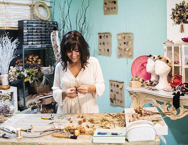 Leyre Marin de Leyma Boutique Floral
