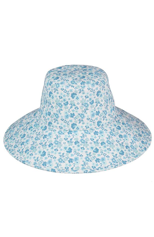 estampado de margaritas Sombrero de Lack of Color