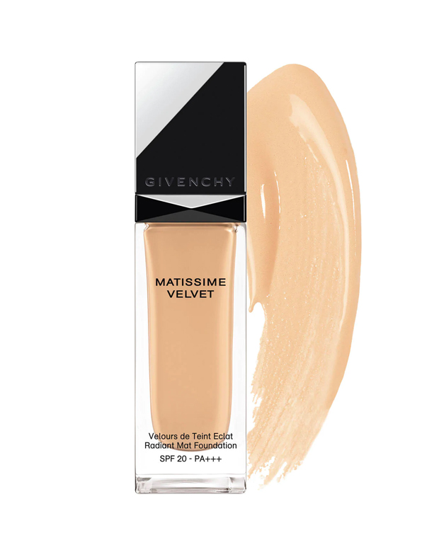 maquillaje oil free Matissime Velvet Fluid de Givenchy