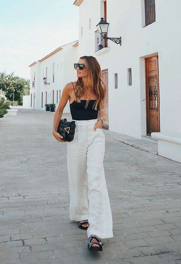 estilo blanco y negro Looks de Bartabac verano