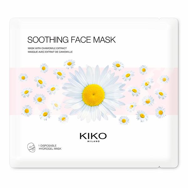 Mascarillas de Kiko Milano para piel sensible