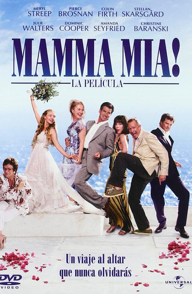 películas de verano Mamma Mía! - 2008