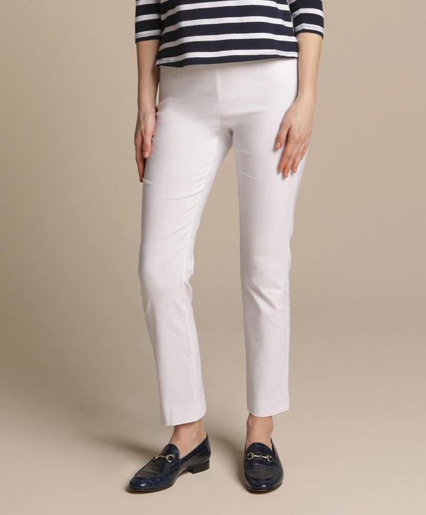 Pantalón blanco por menos de 30 €