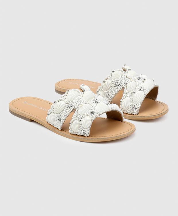 Sandalias planas por menos de 30 €