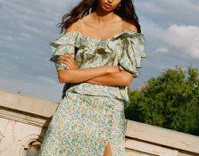 17 prendas satinadas para llevar este verano y ser la más elegante incluso con zapatillas