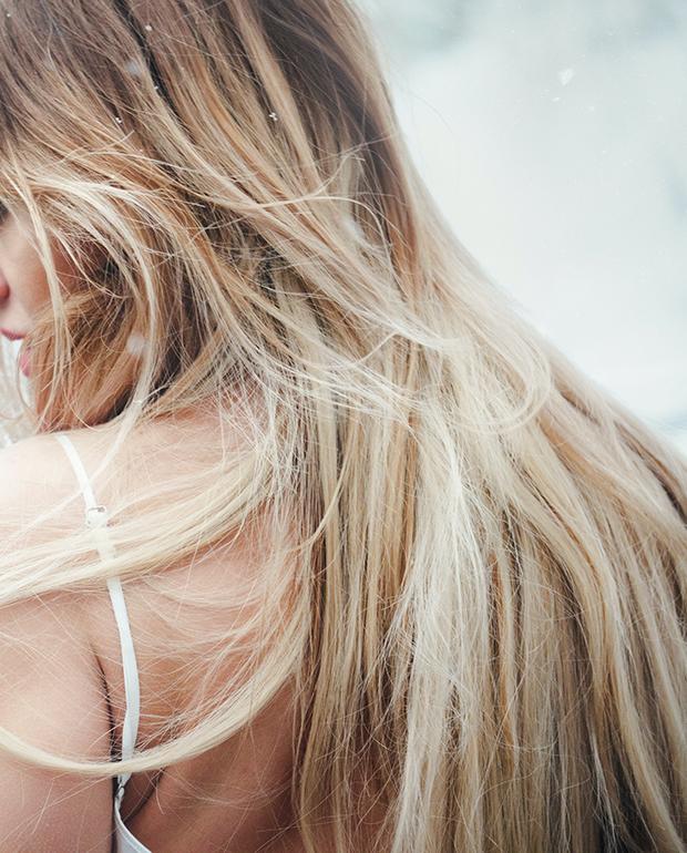cuidados del pelo rubio