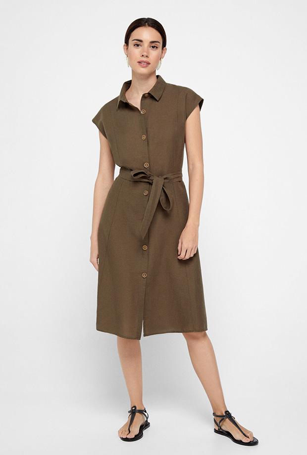 Vestidos de Cortefiel para verano camiseros