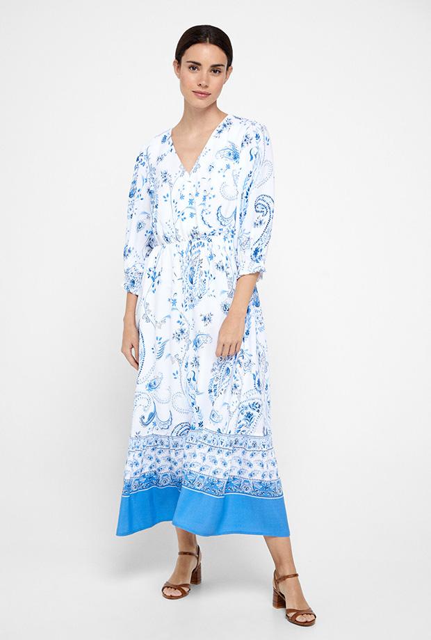 Vestidos de Cortefiel para verano largos