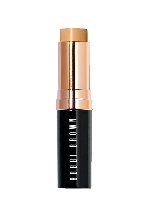 Base de maquillaje Skin Foundation Stick Bobbi Brown maquillaje formato viaje