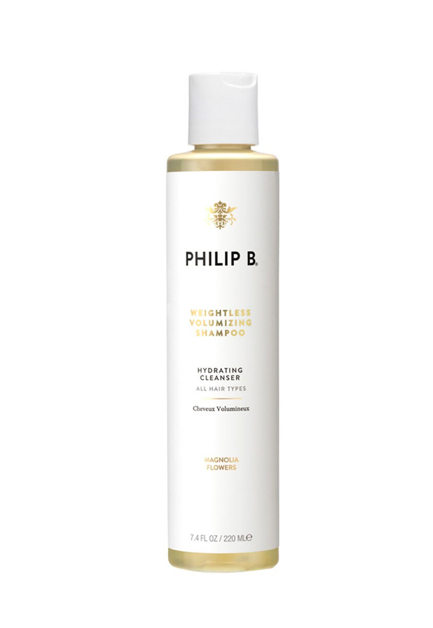 Champú Weightless Volumizing Shampoo 220 ml Philip B (Isolée)
