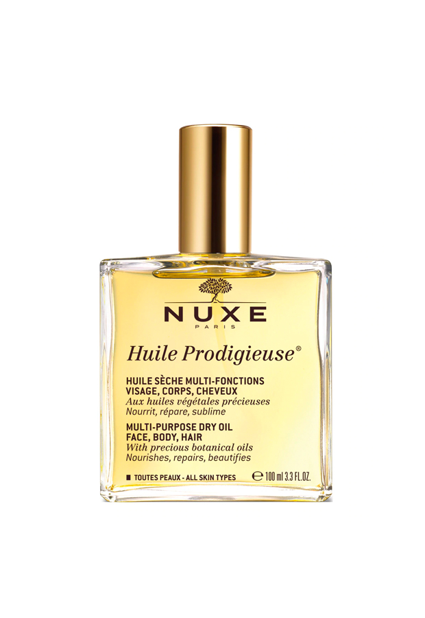 after sun productos reparadores Aceite seco Multifunción Nuxe