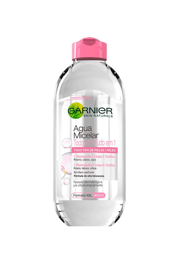 agua micelar Desmaquillante Agua Micelar Garnier