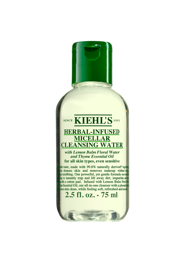 agua micelar Agua micelar Herbal Infused 75 ml Kiehl's