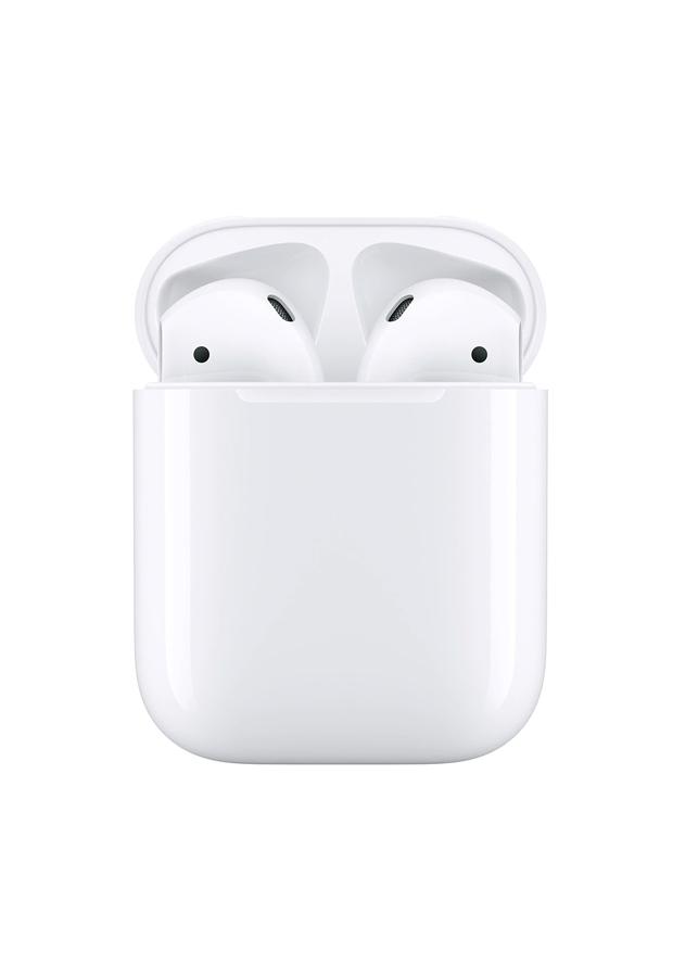 deporte en verano Auriculares de botón Apple AirPods 2ª Generación