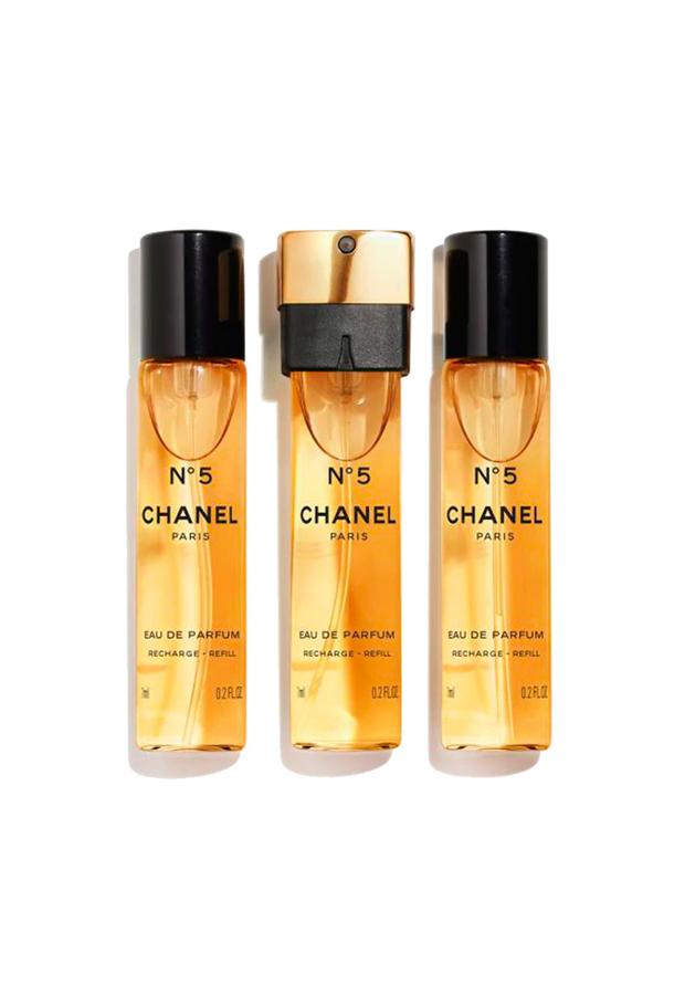 Eau De Parfum Mini Twist And Spray Recarga basicos de belleza formato viaje