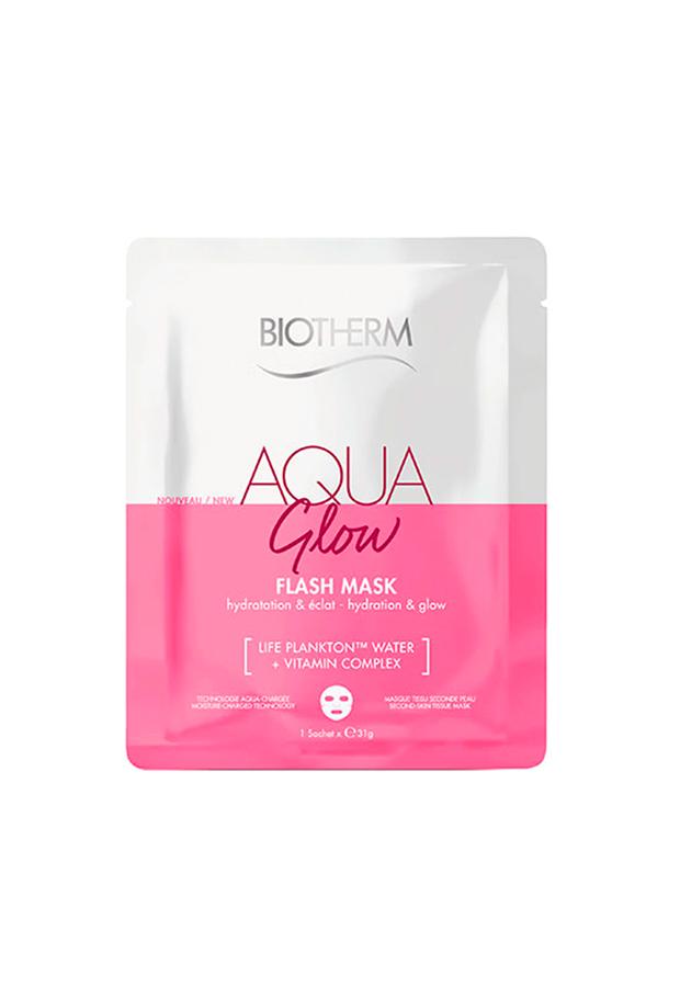Mascarilla facial Aquasource Super Masque Glow Biotherm