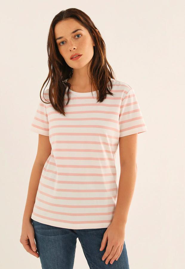 rosa es tendencia Camiseta con algodón de Lloyd's