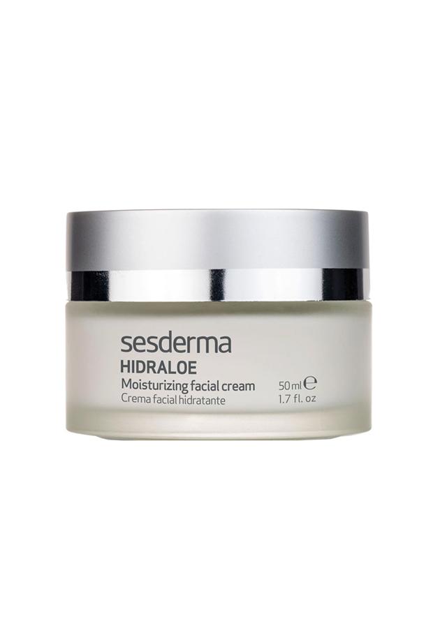cremas ultra hidratantes Crema Facial Hidratante Hidraloe Sesderma