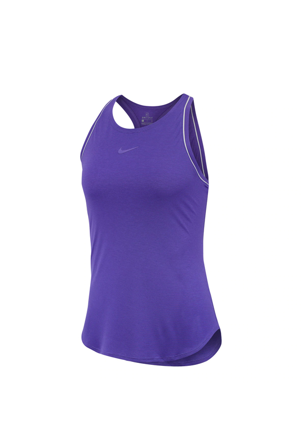 deporte en verano Camiseta de mujer NikeCourt Dry Nike
