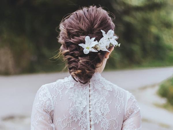 peinados para bodas sencillos y bonitos