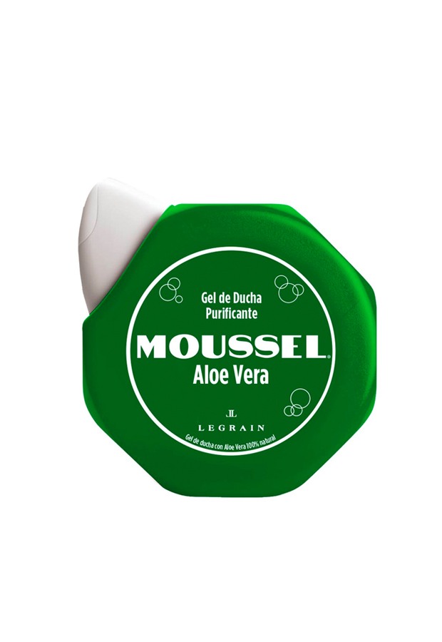 Gel de ducha Aloe Vera 600 ml Moussel