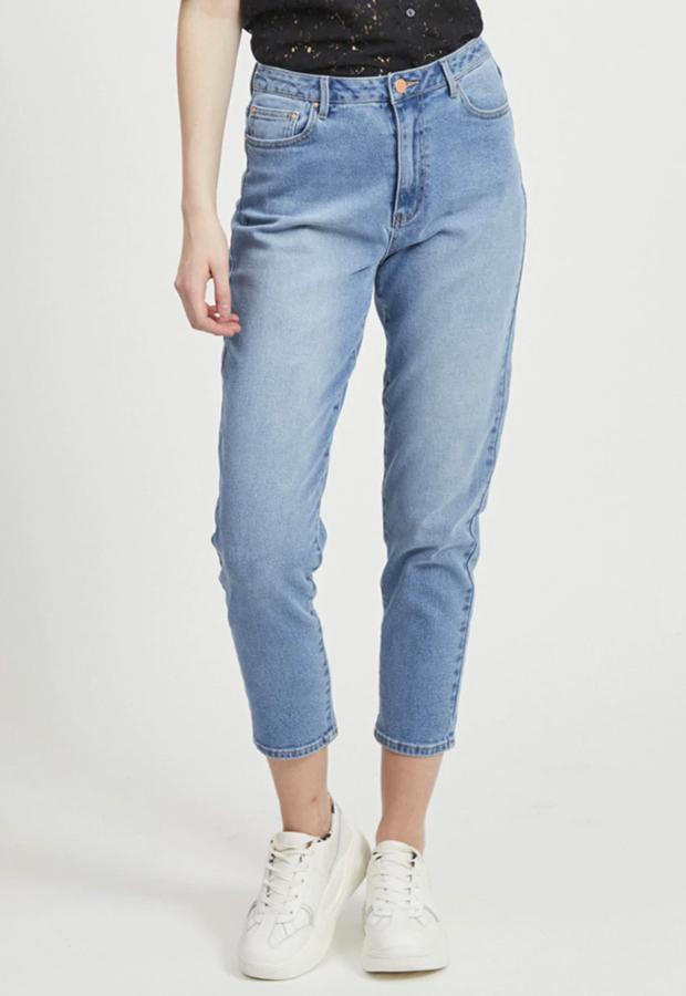 pantalones tendencia 2020 Pantalón vaquero a la cintura Vila