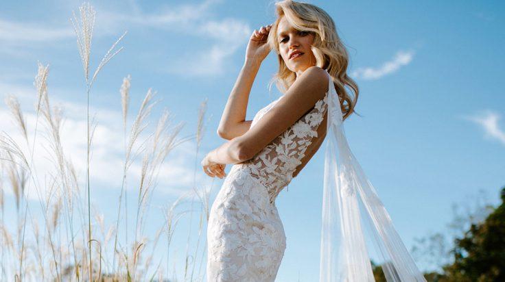 peinados sencillos y hermosos para novia