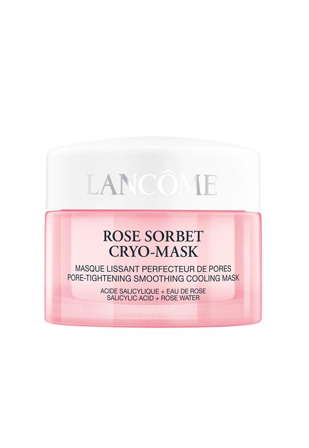 Mascarilla Facial Confort Rose Sorbet Cryo-Mask 50 ml Lancôme