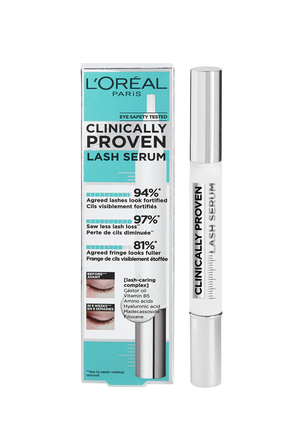 sérum para pestañas Clinically Proven L'Oréal Paris