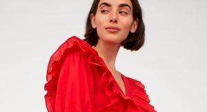 Los vestidos rojos, el must have de la temporada