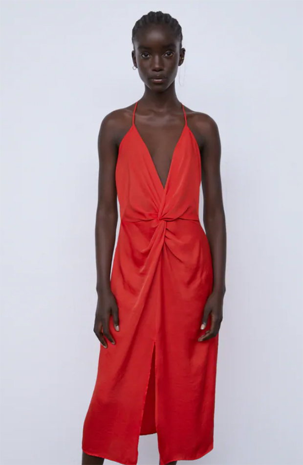 vestidos rojos