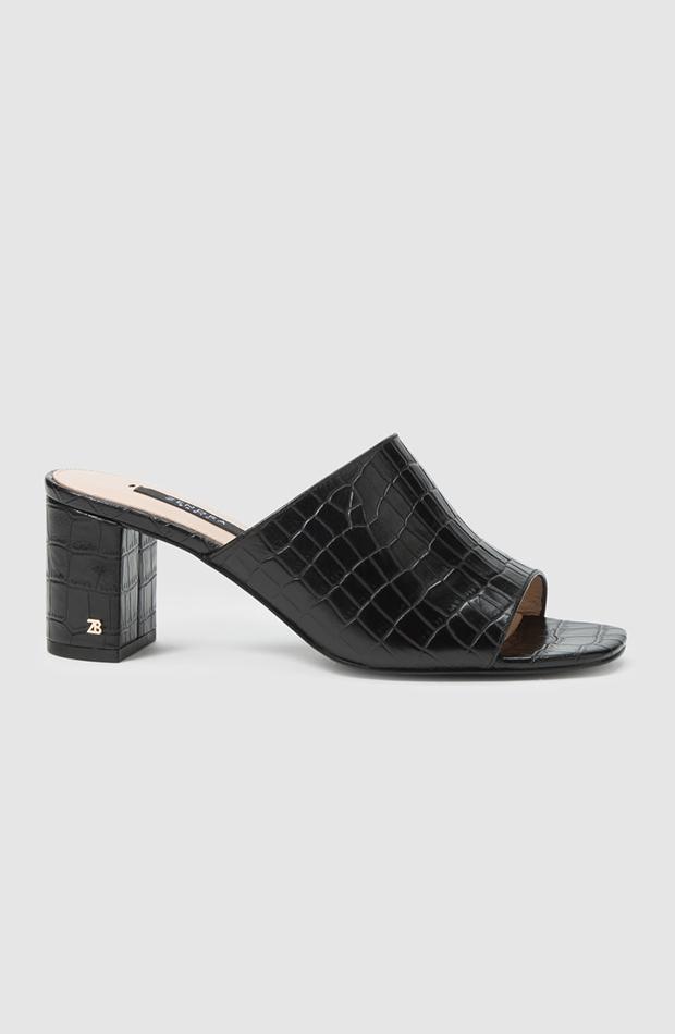 zapatos de tacón de verano