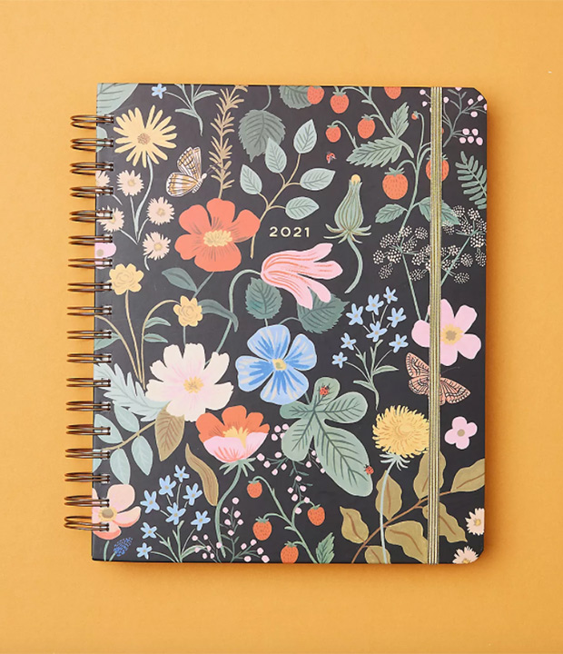 Agendas 2020 2021 de Anthropologie