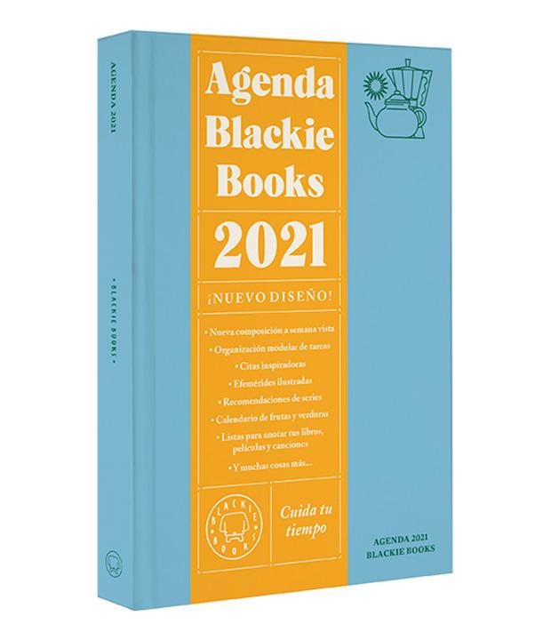 Agendas 2020 2021 de Blackie Books
