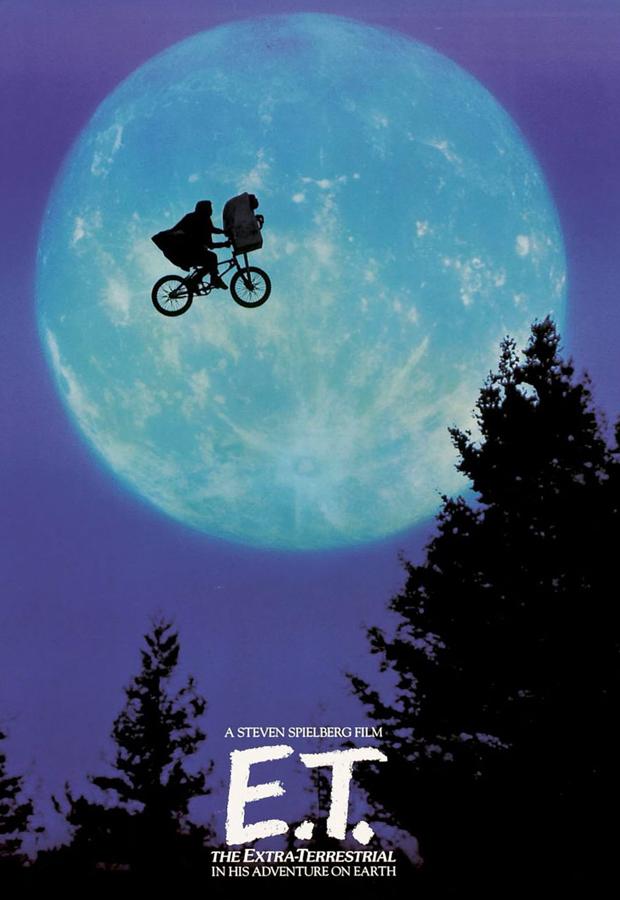 peliculas mas vistas E.T.