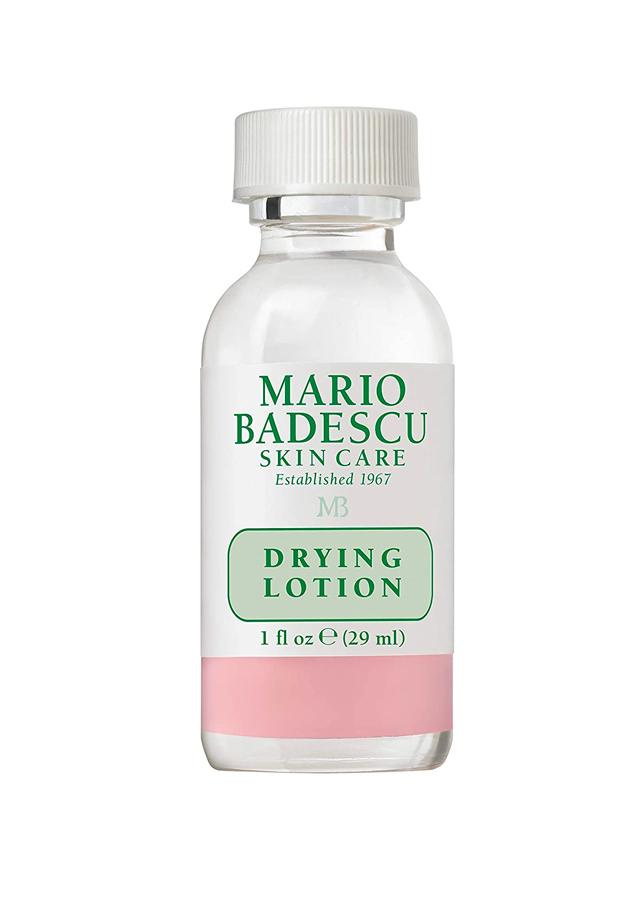 productos de belleza de celebrities Mario Badescu Loción reparadora