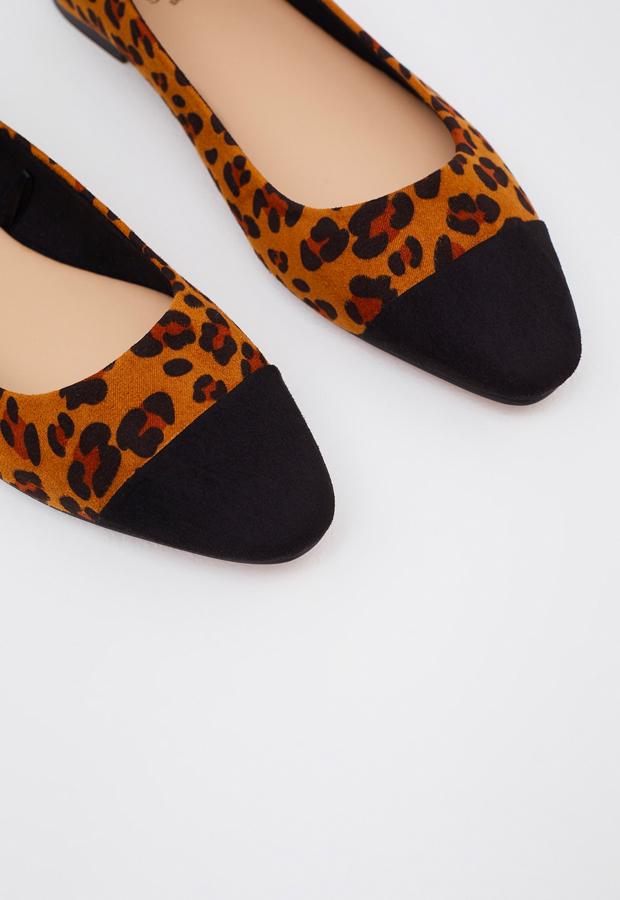 bailarinas baratas Bailarina leopardo Sfera