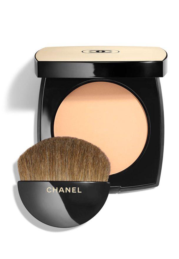 bases de maquillaje en polvo Poudre Belle Mine Naturalle Les Beiges de Chanel