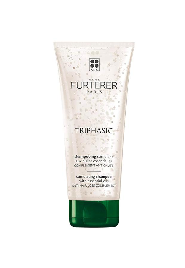 caida del cabello Rene Furterer Triphasic Champú Complemento Anticaída 200 ml