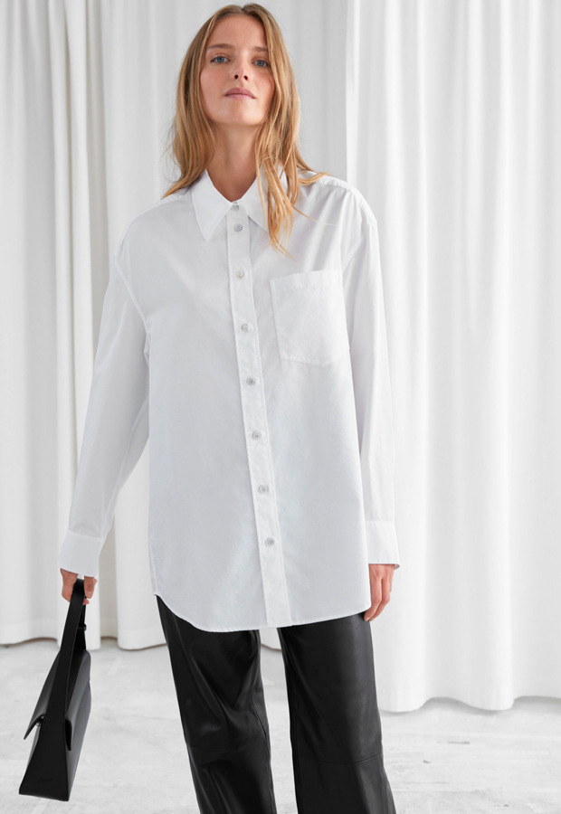 Other Stories Camisa oversize