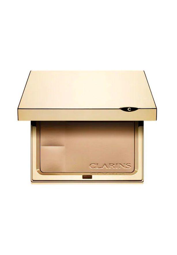 bases de maquillaje en polvo Polvo compacto mineral de Clarins